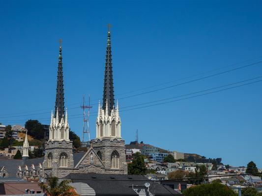 Rhode Island Street San Francisco Ca