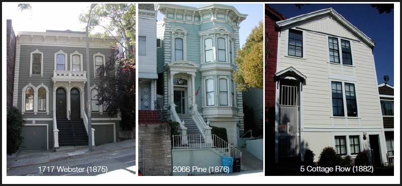 San Francisco Victorian Edwardian Architecture Jane Poppelreiter Real Estate
