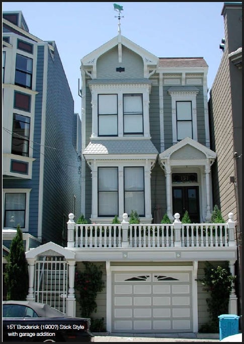 San francisco victorian edwardian architecture jane for Home in san francisco